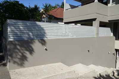 exterior house painting eastern suburbs