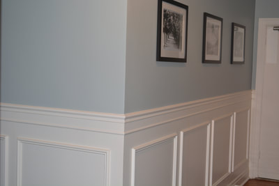heritage wall panelling